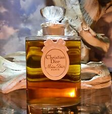 *MISS DIOR by CHRISTIAN DIOR* *8 FL OZ  EXTRAIT * *RARE SIZE* VINTAGE PERFUME