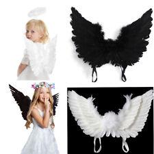 Engelsflügel Engel-Flügel Federflügel Karneval Fasching Halloween Weihnachten