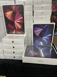 """Apple iPad Pro 11"""" 512gb Wifi 2021 M1 3rd Gen Brand New"""