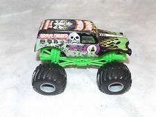 HOT WHEELS Monster Jam Grave Digger 1:24 Body AXIAL TRAXXAS SCALE CRAWLER