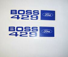 69-70 Mustang Boss 429 Valve Cover  Decal  #176 pair (2)