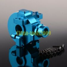 Gear Box with Screw102075 (02051) 122075 HSP  1/10 Upgrade Parts RC Car BLUE