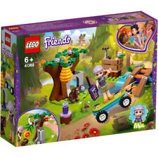 Lego Friends Mia's Forest Adventure Building Set - 41363 - NEW