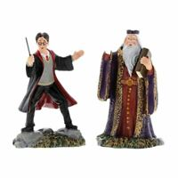 Harry Potter Harry and The Headmaster Figurine - Boxed Collectors