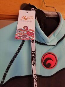 MICOSUZA Women's Full Body One Piece Surf Swim Snorkel Suit XL NWT