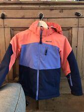 Marmot Ski Jacket & Pants (Girls-Med), used 1 season, excellent condition