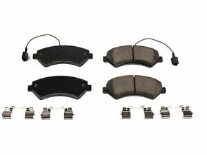 For Ram ProMaster 1500 Disc Brake Pad and Hardware Kit Power Stop 86948ZF