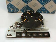 Mercedes W126 Instrument Cluster Temp, Fuel & Oil Part # 0038404847 Genuine NOS