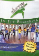 SHAZZY FITNESS IN THE BEGINNING CHRISTIAN HIP HOP DANCE WORKOUT DVD NEW SEALED