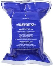 18 Bars Datrex 3600 Calorie Emergency Food Rations Survival Coconut Flavor