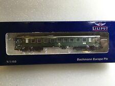 Liliput L364541 N Gauge Express Coach 2nd Class DB EP IV New T48 Post