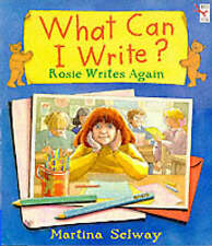 (Good)-What Can I Write - Big Book: Rosie Writes Again (Red Fox Giant Picture Bo