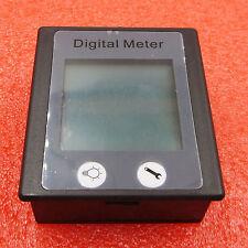 10A Ac 260V Digital Lcd Panel Voltage Meter Power Energy Ammeter Voltmeter