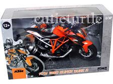 Automaxx 605101 KTM 1290 Super Duke R Bike Motorcycle 1:12 Orange Black