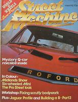 Street Machine Magazine March 1982