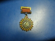Chinese Civil War Medal 1947 Dated