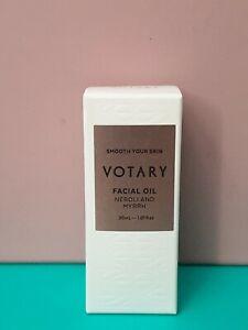 Votary Facial Oil Neroli And Myrrh 30ml BNIB