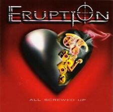 ERUPTION - All screwed up -  HARD ROCK - CD-Issue/SEALED