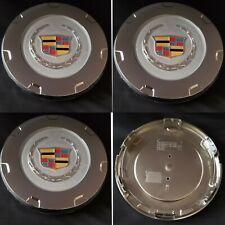 4 PCS NEW GM Cadillac Escalade 22 inch Wheel CENTER CAPS SET 9597355