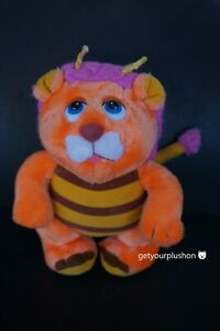 DISNEY HASBRO SOFTIES * THE WUZZLES * BUMBLELION PLUSH * 1984
