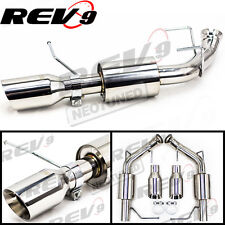 "For Mustang 11-14 V8 GT / BOSS 302 / GT500 2.5"" Dual Axle Back FlowMaxx Exhaust"