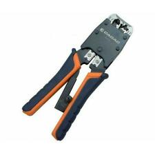 CABAC Precision RJ Crimper 6 and 8 Way for Rj12 Rj45