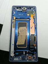 Cracked Samsung galaxy note 9 N960F LCD screen