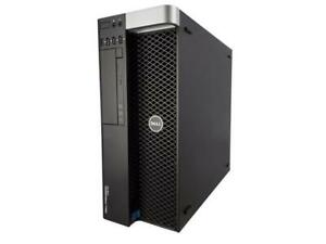 Dell Precision T3610 Workstation Intel Xeon Quad Core E5-1620 V2 w/ Quadro 2000