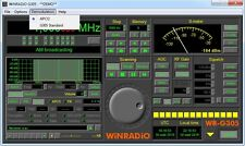 APCO P25 Decoder for WR-G305 Receivers