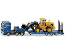 SIKU 1790 Man Truck HGV Low Loader JCB Loading Shovel Die-cast Model Toy