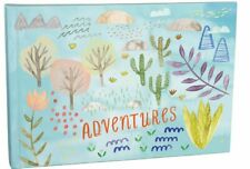 Adventures Design 5'x 7' Photos Slip in Archival Acid Free Memo Photo Album