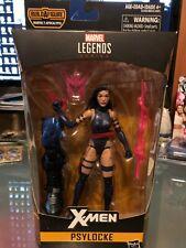 X-Men Marvel Legends Apocalypse Series Psylocke Action Figure RARE Hasbro