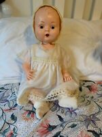 Kader Vintage Dressed Baby Doll Large