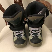 New listing K2 Clicker Sherpa Snowboard Boots Men's 10 Used