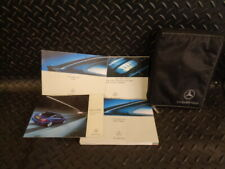 2006 MERCEDES C CLASS C180K SE 3DR AUTO OWNERS MANUAL HAND BOOK