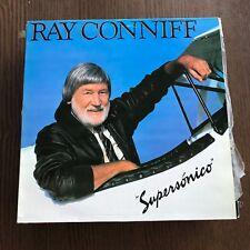 RAY CONNIFF - SUPERSÓNICO - LP CBS 1984 SPAIN