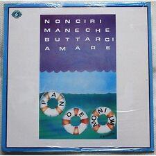 PANDEMONIUM - Non ci rimane che buttarci a mare - LP VINYL 1989 SIGILLATO