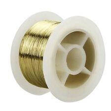 100m/329ft Gold Molybdenum Cutting Wire Separator LCD Glass For Iphone handle
