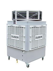 INDUSTRIAL PORTABLE EVAPORATIVE COOLER OUBER BY FANMASTER PACIMD