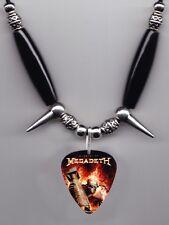 Megadeth Arsenal of Megadeth Guitar Pick Necklace #2