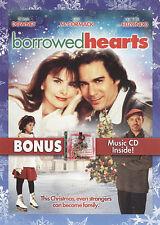 Borrowed Hearts DVD, with Bonus Music CD, Christmas New Sealed, Downey McCormack