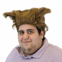 Adult Comedy Movie Space Balls Barf Half Man Half Dog Ears Mawg Costume Wig