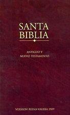 Santa Biblia--Versión Reina-Valera: Holy Bible--Reina-Valera Version: By...