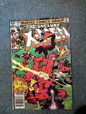 Marvel THE UNCANNY X-MEN Comic Book  #160 Lilandra Limbo