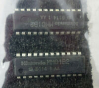 (Lot of 2) OEM NINTENDO Branded # MMC1B2  24-pin DIP IC NOS Genuine IC Chips