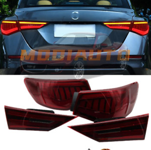 Fit FOR 2020-2021 Nissan Sentra LED red rear tail light signal light assembly