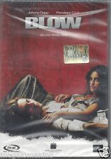 Dvd **BLOW** con Johnny Deep Penelope Cruz nuovo sigillato 2001