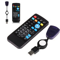 Wireless USB Laptop PC Mouse Keyboard Remote Control Media Center Controller Hot