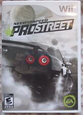 Nintendo Wii Need for Speed Prostreet (Manual, box and game) #2