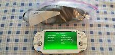 NEW Sony PlayStation PS Vita White (PCH-1001) Firmware 3.60 Henkaku & Guide